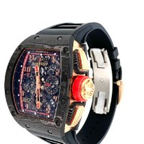 Richard Mille new Automatic Carbon Sapphire crystal