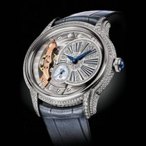 Audemars Piguet 77248BC.ZZ.A111CR.01 White gold Millenary Ladies 39.5mm new United States of America, New York, New York