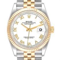 Rolex Datejust 126233 Meget god Guld/Stål 36mm Automatisk