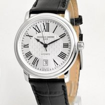 Frederique Constant Classics Automatic Steel 40mm Silver