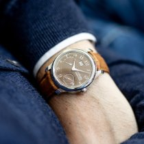 F.P.Journe Octa Platinum 40mm Brown Arabic numerals