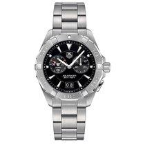 TAG Heuer Aquaracer 300M новые Кварцевые Хронограф Часы с оригинальными документами и коробкой WAY111Z.BA0928