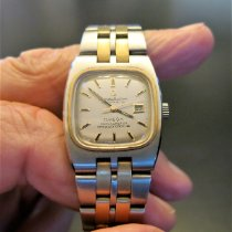 Omega Constellation Ladies neu 1974 Automatik Uhr mit Original-Box 123.10.31.20.05.001
