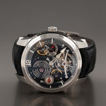 Greubel Forsey Double Tourbillon 30° Platinum 47.5mm Black United States of America, California, Redwood City