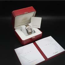 Cartier Tank Anglaise Gold/Steel 47mm Silver Roman numerals South Africa, Johannesburg