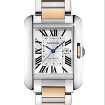 Cartier Gold/Steel 47mm Automatic w5310006 pre-owned South Africa, Johannesburg