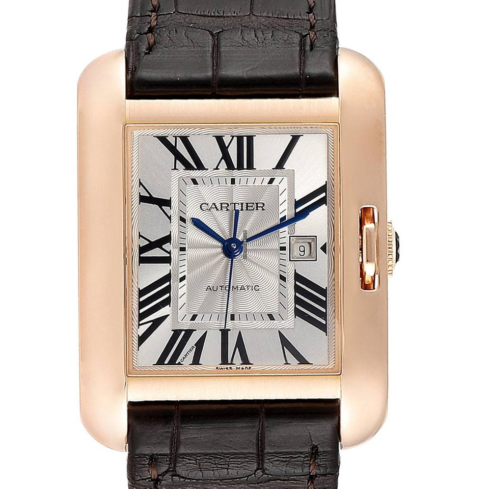 Cartier Tank Anglaise W5310005 pre-owned