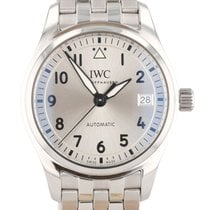 IWC Pilot's Watch Automatic 36 Steel 36mm Silver Arabic numerals United States of America, New Hampshire, Nashua