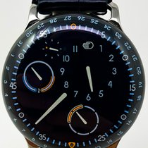 Ressence Titanium 44mm Automatic Type 3 Blue pre-owned