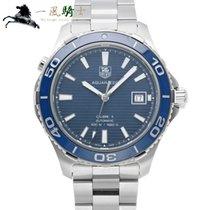 TAG Heuer Aquaracer 500M Steel 41mm Blue
