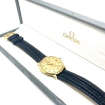 Omega De Ville Omega de Ville automatic 14k solid gold ref. 166.134 1975 gebraucht