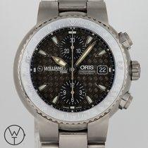 Oris Williams F1 67375567084 pre-owned