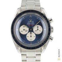 Omega Speedmaster Professional Moonwatch Staal 42mm Blauw Nederland, Maastricht