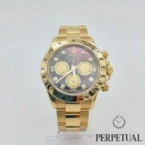 Rolex Zuto zlato 40mm Automatika 116528 rabljen