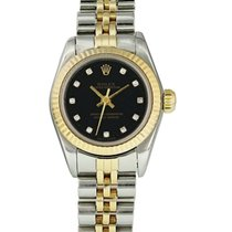 Rolex Oyster Perpetual Steel 24mm Black United States of America, New York, New York