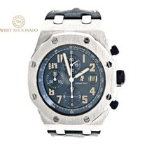 Audemars Piguet Platine Remontage automatique 44mm occasion Royal Oak Offshore Chronograph