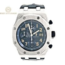 Audemars Piguet Platino Automático 44mm usados Royal Oak Offshore Chronograph