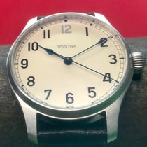 Stowa pre-owned Automatic 40mm Silver 5 ATM