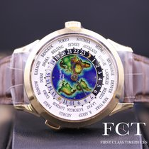 Patek Philippe Yellow gold Automatic 38.5mm new World Time