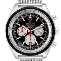 Breitling Chrono-Matic (submodel) Steel 49mm Black United States of America, Georgia, Atlanta