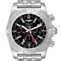 Breitling Chronomat GMT Steel 47mm Black United States of America, Georgia, Atlanta