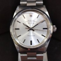 Rolex Air King Precision 5500 1967 pre-owned