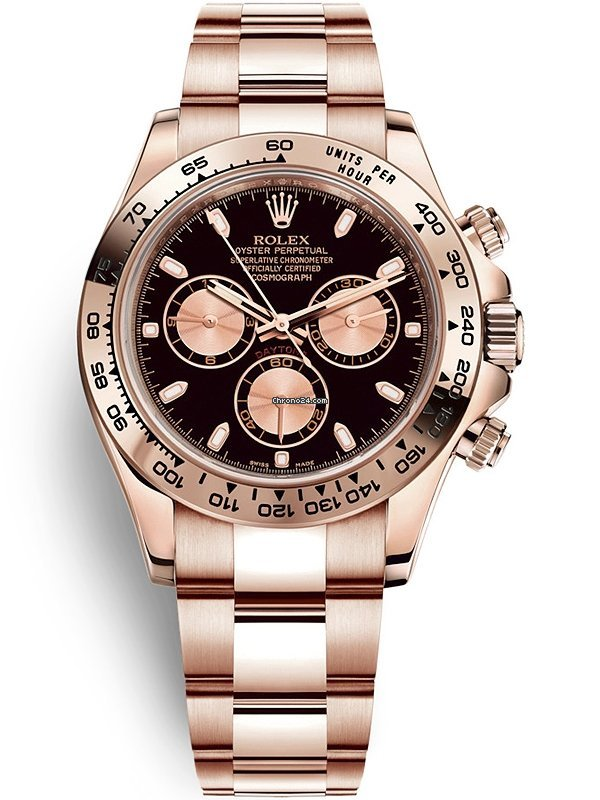 Rolex Daytona 116505-0001 2020 new