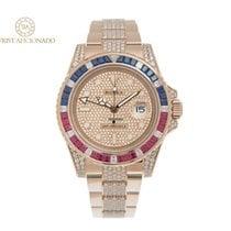 Rolex 126755SARU Rose gold 2019 GMT-Master II 40mm new United States of America, New York, New York