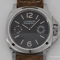 Panerai Luminor Marina 8 Days 44mm Noir Arabes