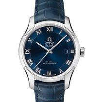 Omega De Ville Hour Vision Steel 41mm Blue
