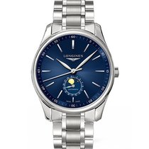 Longines Master Collection Steel 42mm Blue United States of America, California, Burlingame