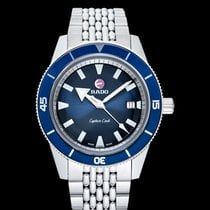 Rado HyperChrome Captain Cook Steel 42mm Blue United States of America, California, Burlingame