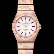 Omega Rose gold 28mm Quartz 131.55.28.60.99.003 new United States of America, California, Burlingame