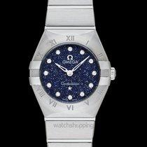 Omega Constellation Quartz 131.10.25.60.53.001 new