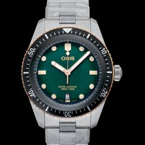 Oris Divers Sixty Five new 2020 Automatic Watch with original box and original papers 01 733 7707 4357-07 8 20 18