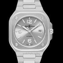 Bell & Ross BR 05 Steel 40mm Silver United States of America, California, Burlingame