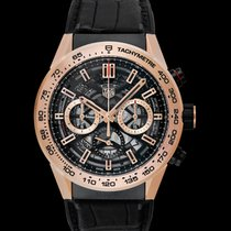 TAG Heuer Carrera 45mm Transparent United States of America, California, Burlingame