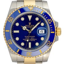 Rolex Submariner Date 116613LB Gold/Steel 40mm Automatic