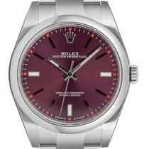 Rolex Oyster Perpetual 39 Stål 39mm