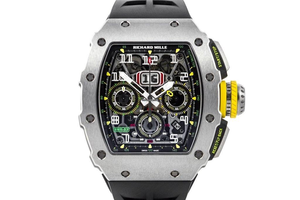 Richard Mille RM 11-03 Titanium