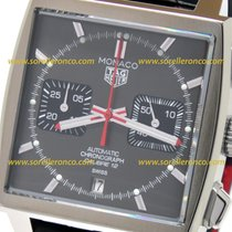 TAG Heuer Monaco Calibre 12 CAW211J.FC6476 Tag Heuer Monaco LIMITED 1000 - LAST Cal. 12 New Steel 39mm Automatic