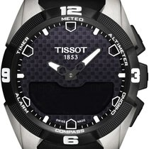 Tissot T-Touch Expert Solar pre-owned 45mm Rubber