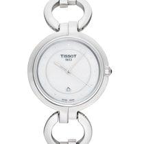 Tissot Flamingo Steel 26mm Mother of pearl