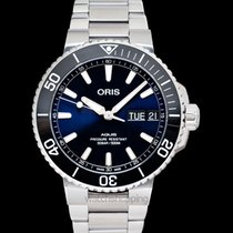 Oris Hammerhead Limited Edition Steel 45.50mm Blue United States of America, California, Burlingame
