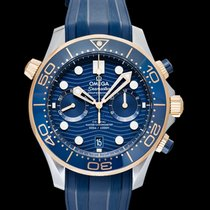 Omega Seamaster Diver 300 M 44mm Blue United States of America, California, Burlingame