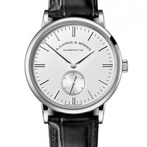 A. Lange & Söhne White gold 35mm Manual winding 219.026 new United States of America, Florida, Sunny Isles Beach