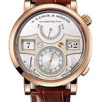 A. Lange & Söhne 145.032 Rose gold 2020 Zeitwerk 44.2mm new United States of America, Florida, Sunny Isles Beach