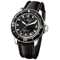 Blancpain 5015-1130-52A Steel 2020 Fifty Fathoms 45mm new United States of America, Florida, Sunny Isles Beach