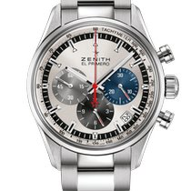 Zenith El Primero Original 1969 Steel 38mm Silver United States of America, Florida, Sunny Isles Beach