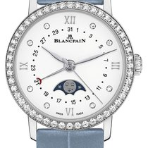Blancpain 6106-4628-95A New Steel 29.2mm Automatic United States of America, Florida, Sunny Isles Beach
